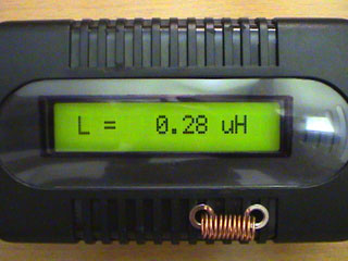 Accurate LC Meter based on PIC16F84A