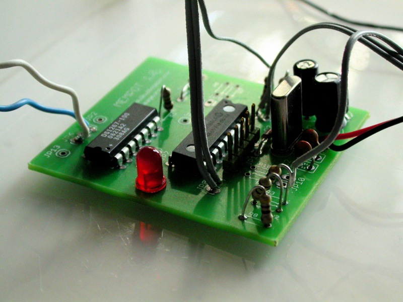 Digital Potentiometer with Memory