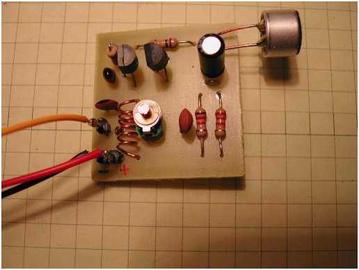 Building Simple FM Transmitter